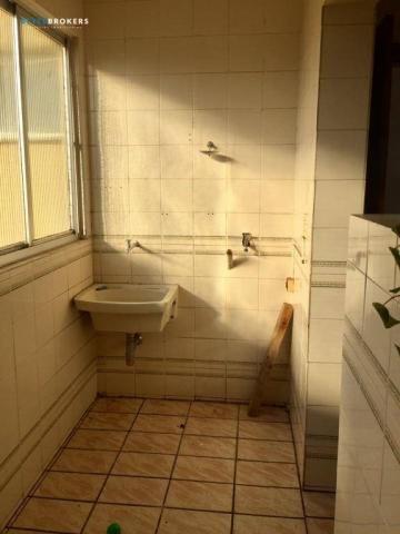 Apartamento no Edifício Apiacás com 3 dormitórios para alugar, 86 m² por R$ 1.000/mês - Foto 18