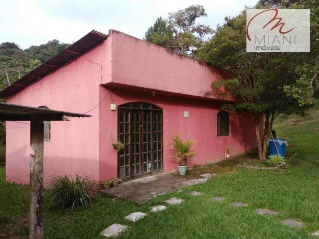 Chácara residencial à venda, Jardim das Palmeiras, Juquitiba. - Foto 3