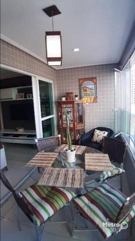 Apartamento com 3 quartos à venda, 127 m² por R$ 700.000 - Jardim Renascença - São Luís/MA - Foto 3