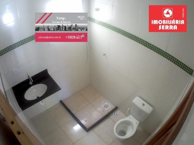 Yun - 30 - Casa 03 quartos c/suíte duplex com quintal em morada de laranjeiras - Foto 11