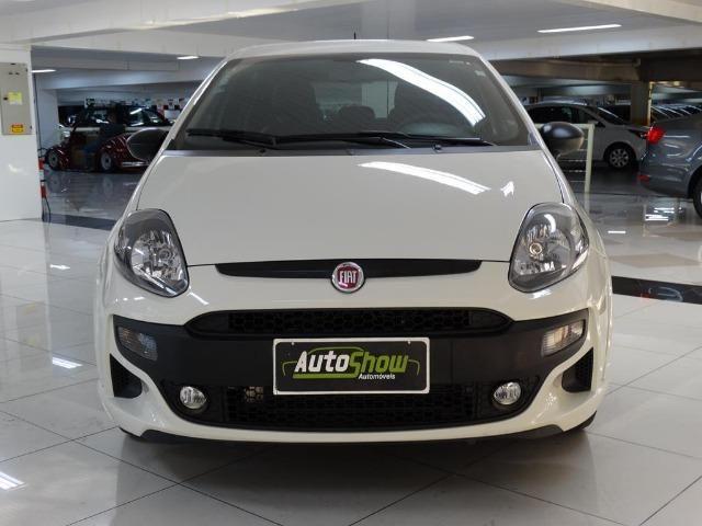 Fiat Punto Blackmotion 1.8 Flex Automático Branco - Foto 2