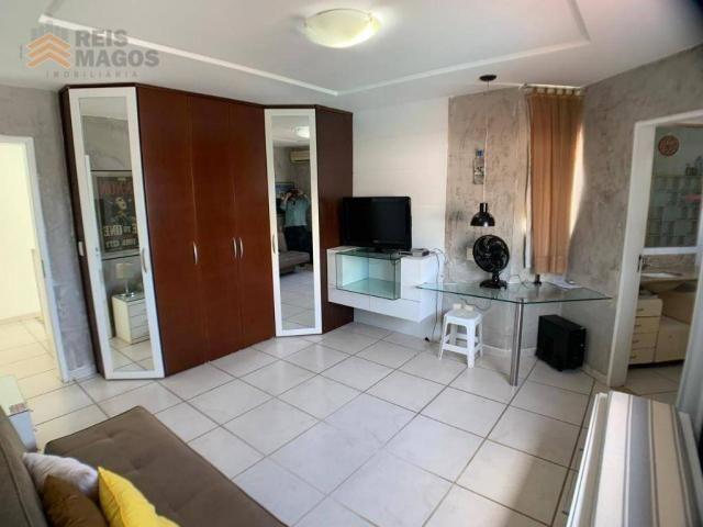 Casa com 3 dormitórios para alugar, 450 m² por R$ 8.000/mês - Candelária - Natal/RN - Foto 12