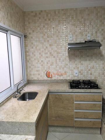 Cobertura com 3 dormitórios para alugar, 71 m² por r$ 2.200/mês - vila humaitá - santo and