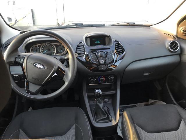 Ford Ka Sedã SEL 1.5 2015 COMPLETO - Foto 5
