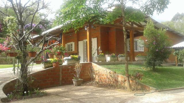 Casa/Chácara Rio Jacuí
