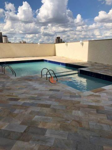 Apartamento com 3 dormitórios à venda, 95 m² por r$ 520.000 - vila assunção - santo andré/ - Foto 16
