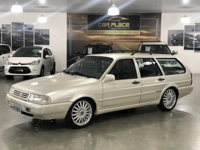 Volkswagen Santana QUANTUM 2000 MI EXCLUSIV