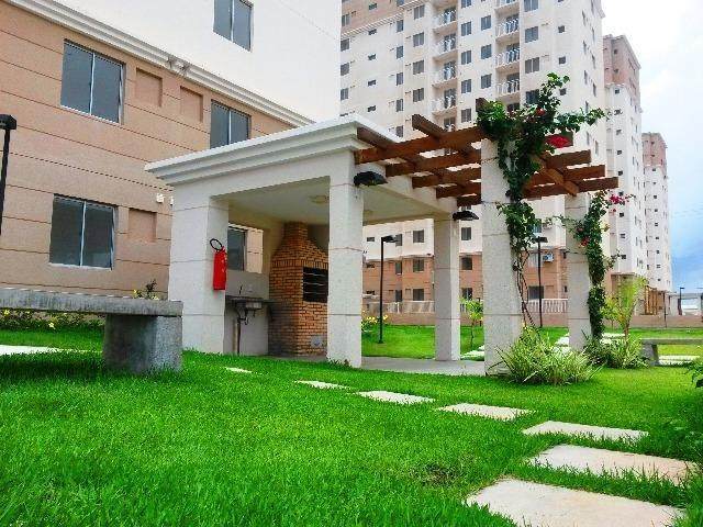 Apartamento com móveis projetados - Cond. Clube Costa Araçagi - Foto 15