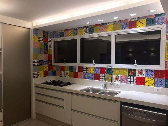 Apartamento com 3 dormitórios à venda, 122 m² por r$ 850.000 - bairro jardim - santo andré - Foto 9
