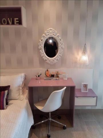 Apartamento à venda, 53 m² por r$ 345.900,00 - jardim - santo andré/sp - Foto 7