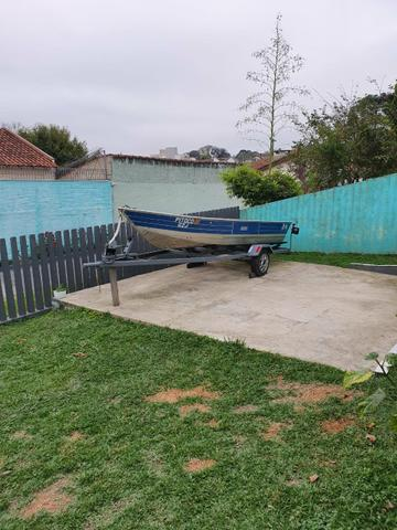 Barco Petty 500s com Carretinha - Foto 12