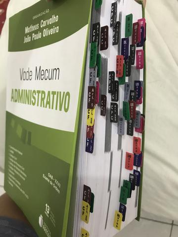 Vade Mecum, Administrativo - Matheus Carvalho - OAB - Foto 2
