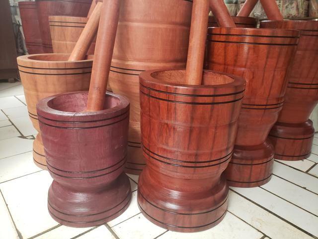 Madeira bruta pilão - Foto 3