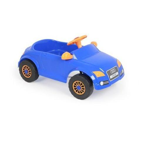 Audi ATT Azul com Pedal - Homeplay - Foto 2