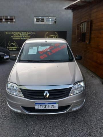 Renault Logan *Bônus de 2,000.00 para pagamento á vista - Foto 7