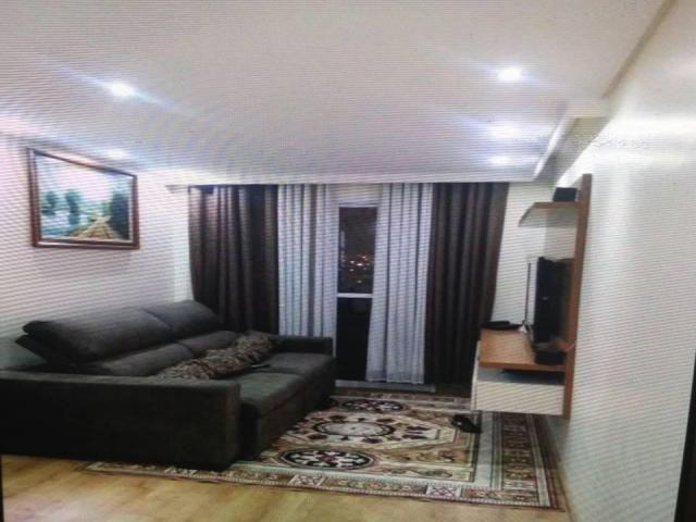 Apartamento com 3 dormitórios à venda, 69 m² por r$ 440.000 - vila humaitá - santo andré/s