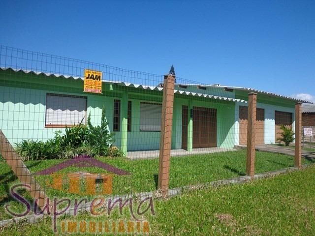51-98129.7929Carina! C368 Casa 2 terrenos no centro de Mariluz! - Foto 2