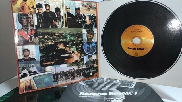 Cd de Rap Rosana Bronks - Foto 5