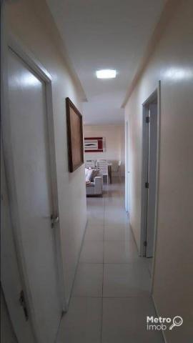 Apartamento com 3 quartos à venda, 127 m² por R$ 700.000 - Jardim Renascença - São Luís/MA - Foto 13