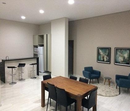 Apartamento com 3 dormitórios à venda, 90 m² por r$ 530.000 - jardim bela vista - santo an - Foto 19