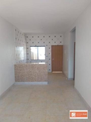 QSC 21 Taguatinga sul Casa nova 2 Qtos 10 Vagas ótimo espaço lote 360 metros - Foto 6