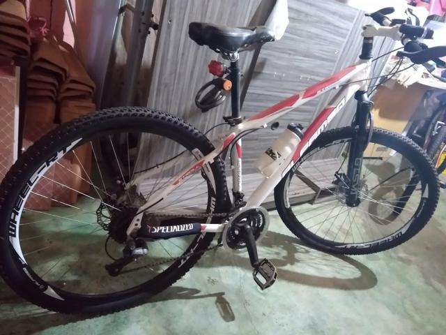 Vende-se bicicleta Alfameq aro 29