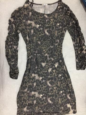 Vestido estampado - Foto 3