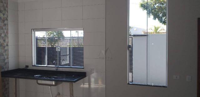 Casa com 2 dormitórios à venda, 63 m² por R$ 215.000 - Residencial São Paulo - Presidente  - Foto 3