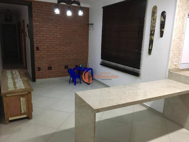 Cobertura com 3 dormitórios para alugar, 71 m² por r$ 2.200/mês - vila humaitá - santo and - Foto 7