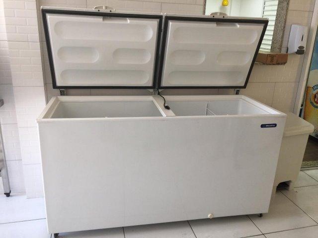 Freezer Horizontal Metalfrio 546L