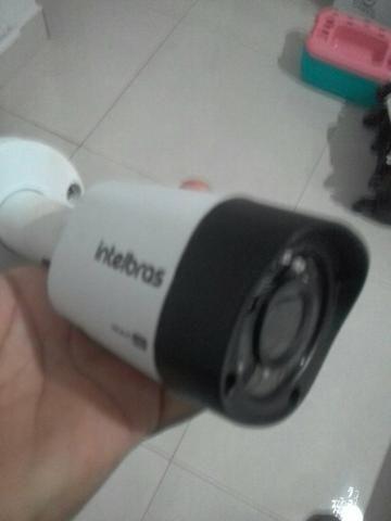 Liquidação cameras intelbras