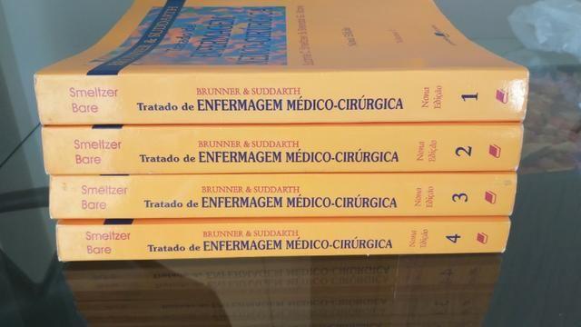 Tratado de enfermagem médico cirúrgico