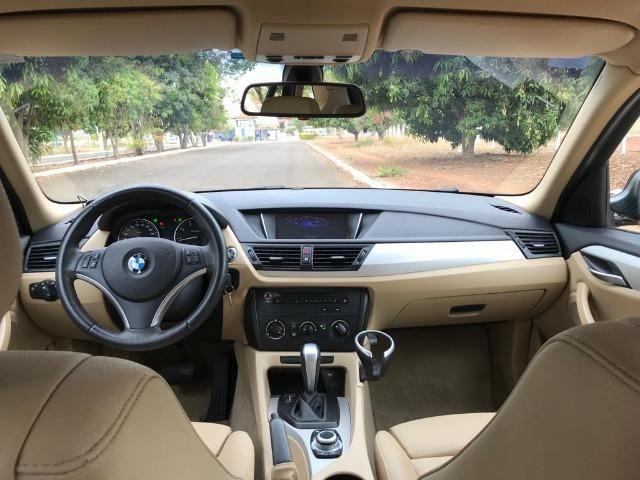 BMW X1 SDrive 18i Marrom - Foto 9