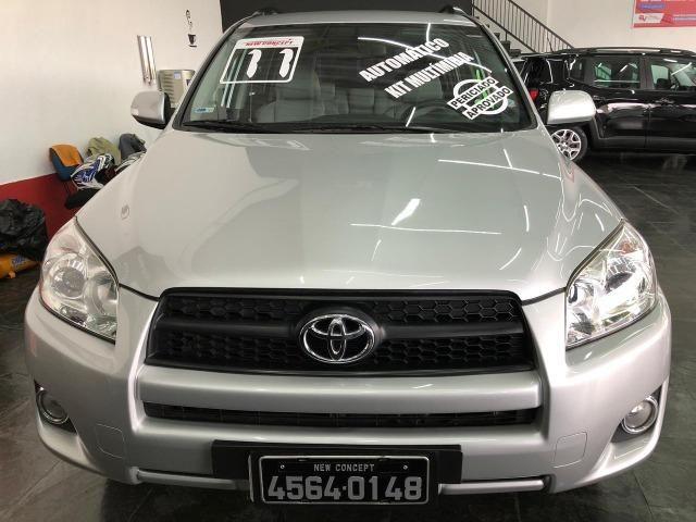 Toyota Rav 4 4x2 2.4 4P Gasolina Automática - Foto 2