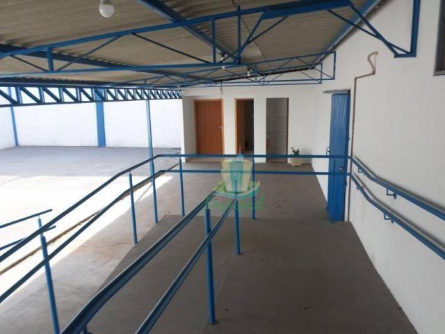 Barracão à venda, 221 m² por R$ 750.000,00 - Jardim América - Foz do Iguaçu/PR - Foto 5