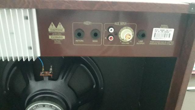 Amplificador Oneal OCG400R - Foto 4