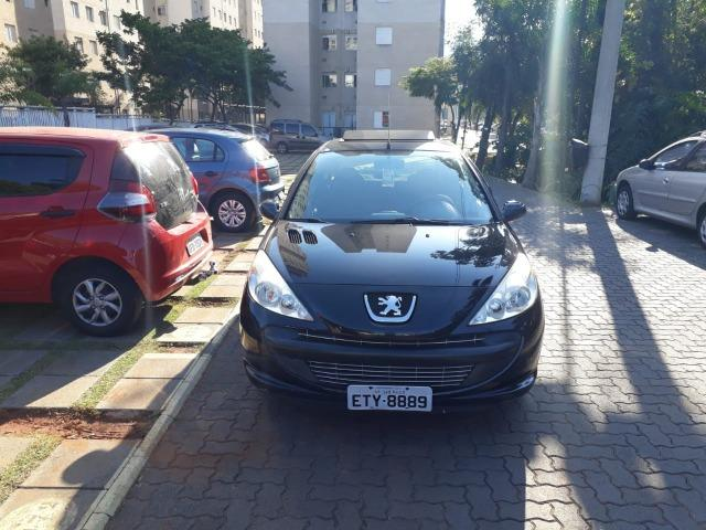 Peugeot 207 1.4 XR - Teto Solar - Foto 3