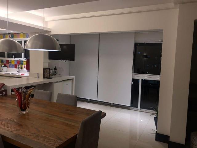 Apartamento com 3 dormitórios à venda, 122 m² por r$ 850.000 - bairro jardim - santo andré - Foto 4