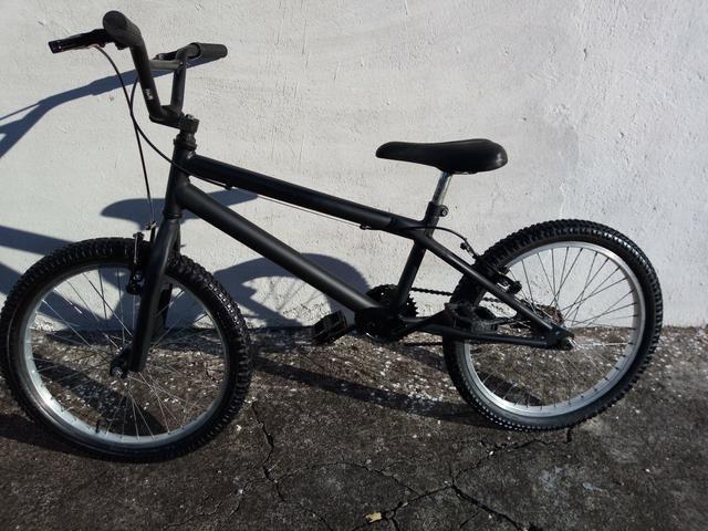 Bicicleta bmx aro 20 - Foto 4