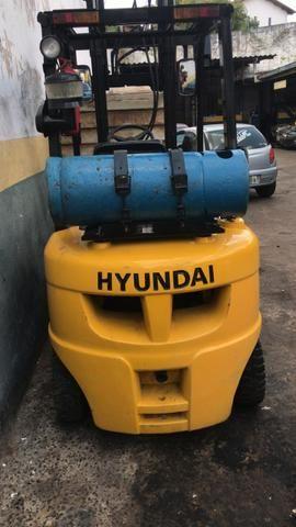 Empilhadeira Hyundai - Foto 2
