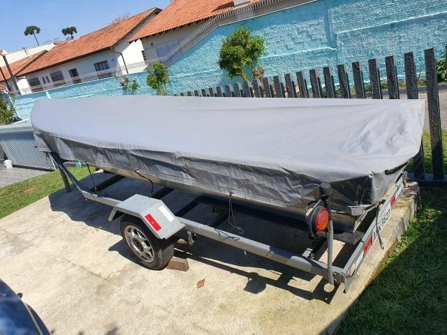 Barco Petty 500s com Carretinha - Foto 3