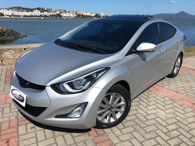 Hyundai Elantra GLS 2.0 16v Automático