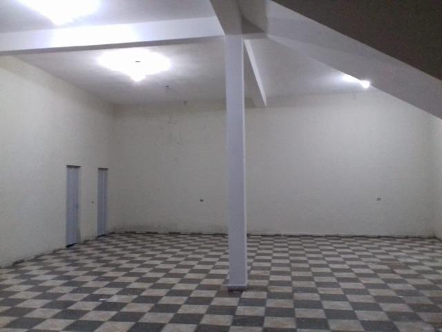 Salão com 183 metros - Jardim Leópolis - Franco da Rocha - Foto 3