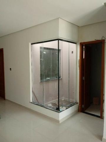 Vendo casa em condomínio fechado próximo a BR 316, 3 quartos - Foto 3