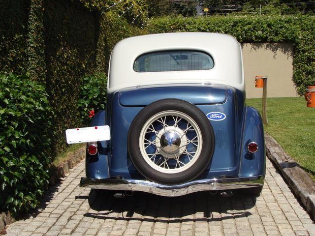 Ford Tudor 1935 Carro antigo - Foto 3