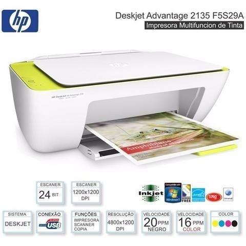 HP Deskjet Ink Advantage 2136 All-in-One - Foto 6