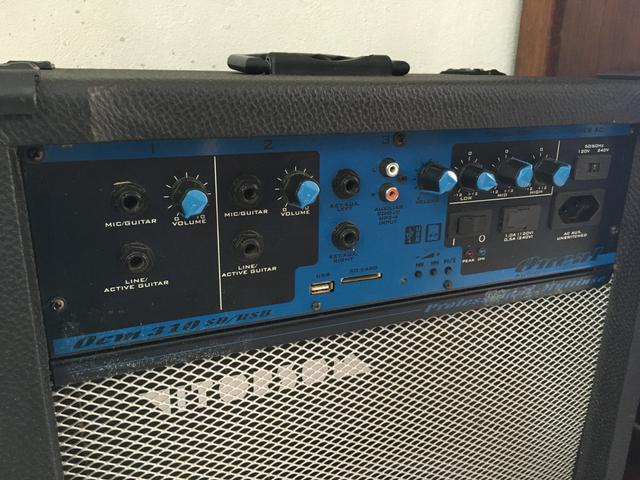 Caixa amplificada Oneal com USB - Foto 2