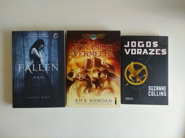 R$10,00 cada (livros de Meg Cabot, Sophie Kinsella e mais) - Foto 4