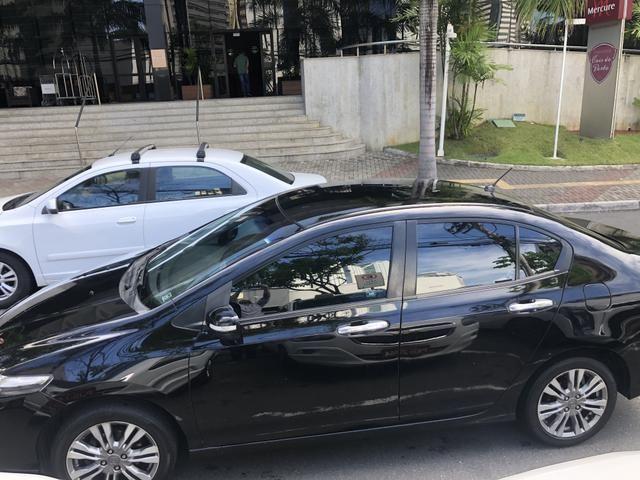 Honda City EX 1.5 aut. 2013 , Preto - Foto 4