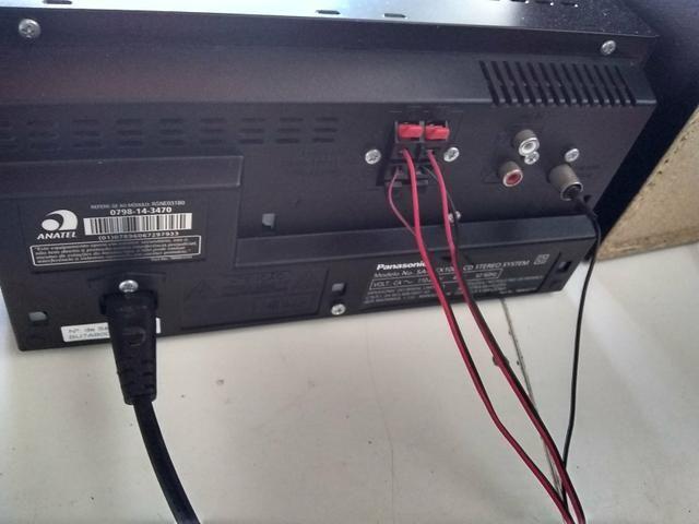 Mini system 250W Bluetooth - Foto 2